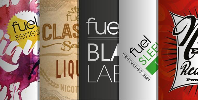 Découvrez les gammes eLiquides Fuel