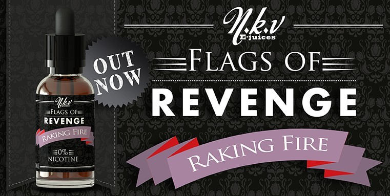 NKV Flags of Revenge - Raking Fire